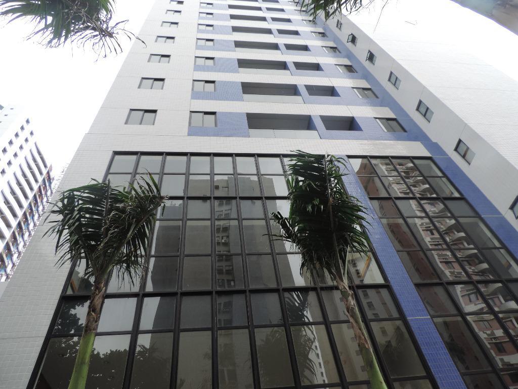 Apartamento residencial para locação, Rosarinho, Recife.