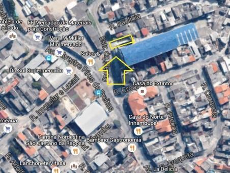 Terreno, Taboão, Guarulhos (TE0156) - Foto 3
