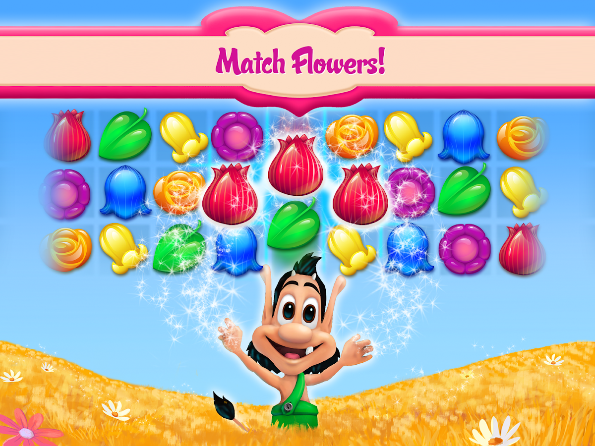 Hugo Flower Flush Screenshot 10
