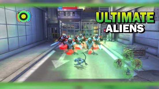 Game Ultimate Ben Alien Destruction apk for kindle fire