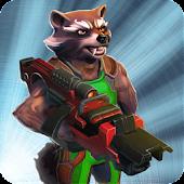 Rocket Superhero Battle 3D APK for Ubuntu
