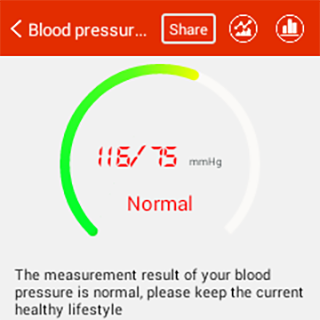 iCare Blood Pressure Pro Screenshot 8