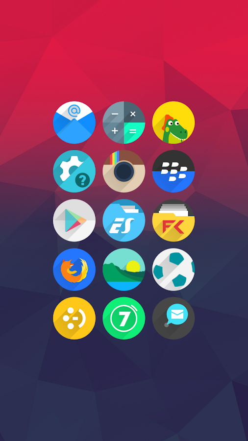 Yitax - Icon Pack Screenshot 4
