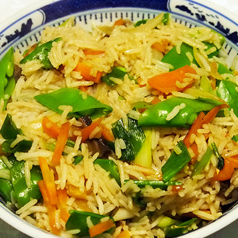 THAI RICE WITH VEGETABLES