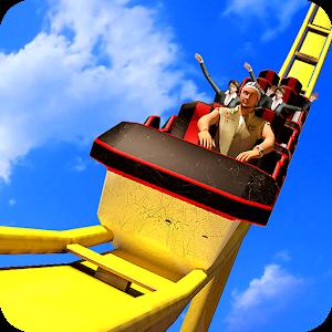 Cover art Roller Coaster Ride Simulator