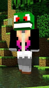 Custom Skin Creator Minecraft