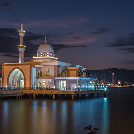 Floating Mosque by Lim Keng - Buildings & Architecture Places of Worship
