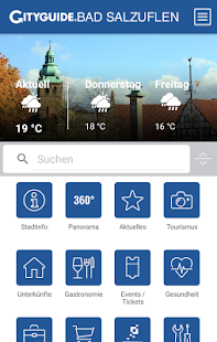 CITYGUIDE Bad Salzuflen - screenshot