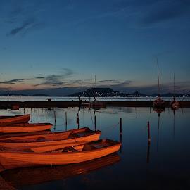 by Szuszán Hajnalka - Landscapes Waterscapes