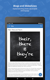 App Dictionary.com APK for Windows Phone