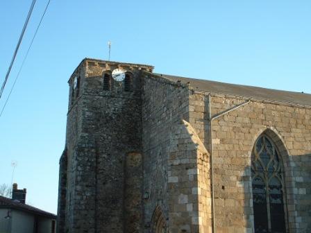 photo de Eglise de Montournais