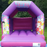 Fairies Bouncy Castle for Hire