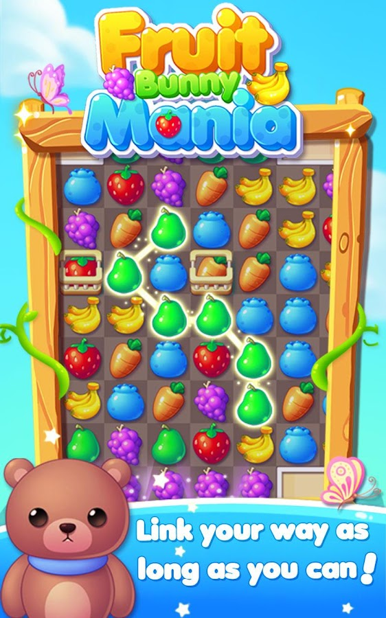 Fruit Bunny Mania Screenshot 8