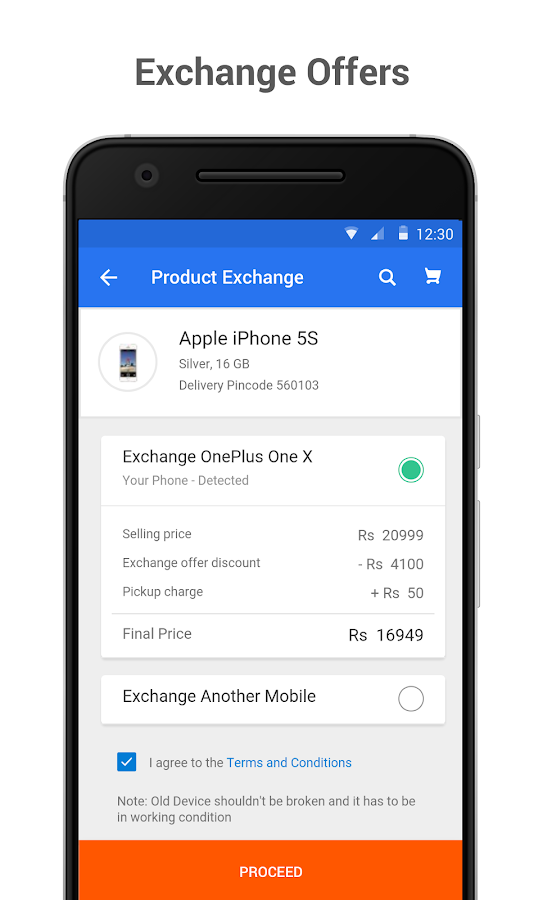 Flipkart Online Shopping App Screenshot 4