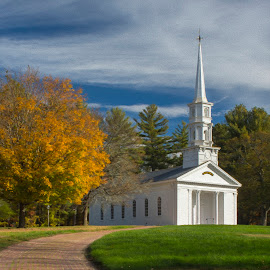 Stopped in to a Church by Peter Miller - Uncategorized All Uncategorized