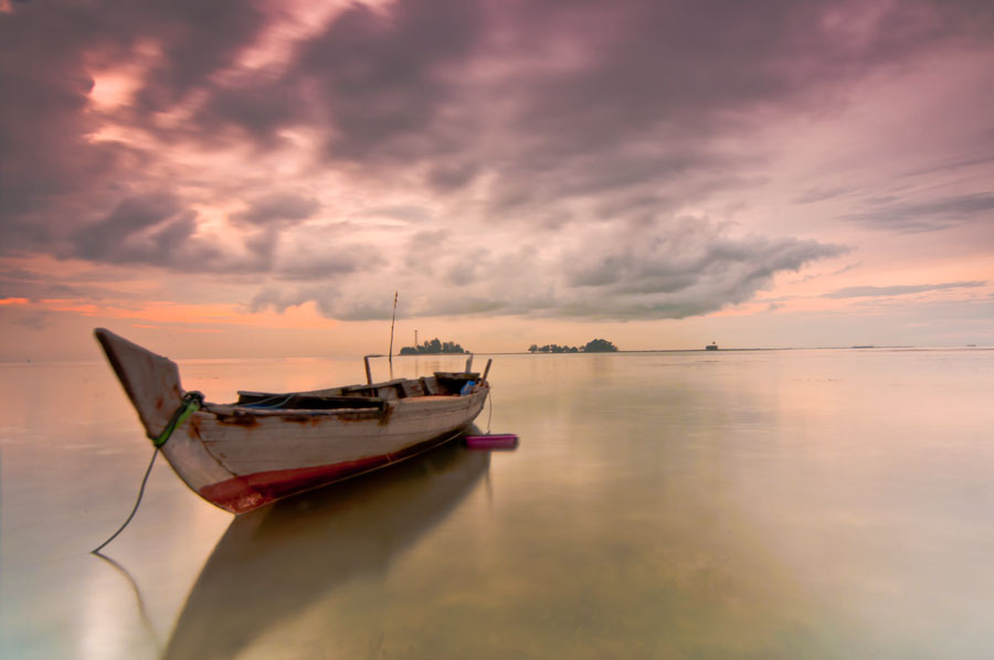 by Adiyanto Rama - Landscapes Waterscapes