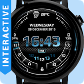 Download Neo Watch Face APK on PC