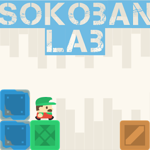 Download Sokoban Lab Game for PC