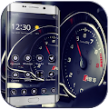 APK App Theme Car Speedometer speed for BB, BlackBerry