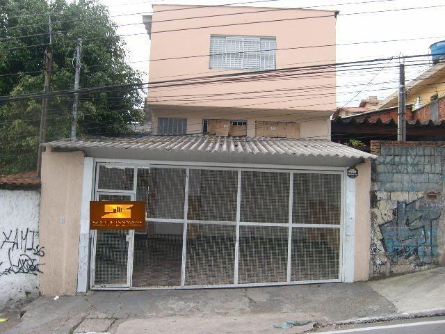 Imóvel: Casa 1 Dorm, Jardim Bom Clima, Guarulhos (CA0902)