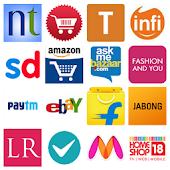 Download All in One Shopping site APK for Android Kitkat