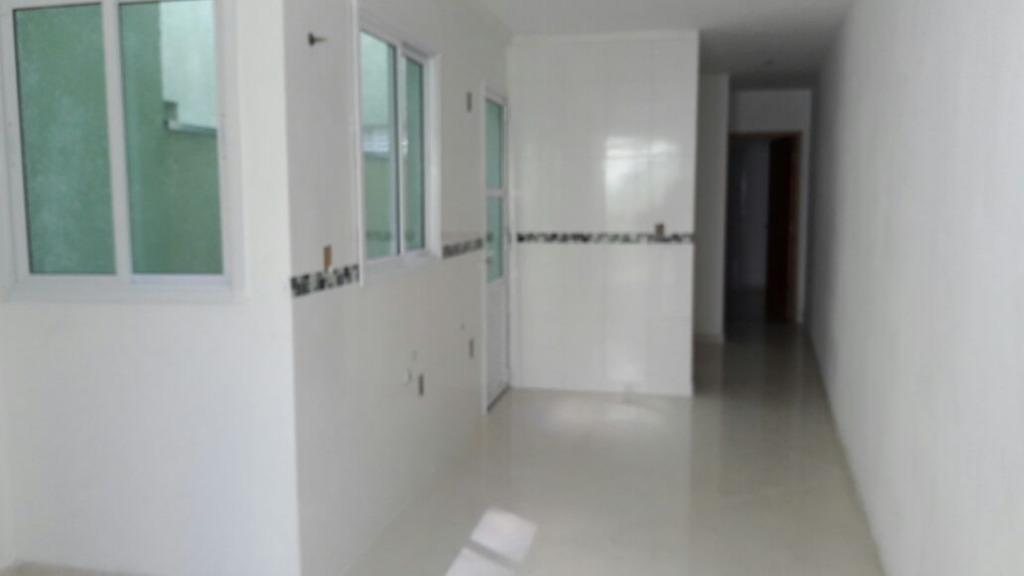 Apartamento Jardim Santo Antônio Santo André