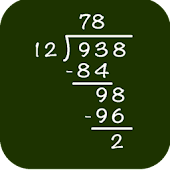 Free Math: Long Division APK for Windows 8
