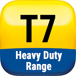 New Holland Ag T7 HD range app
