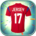 App Make My Football Jersey APK for Kindle