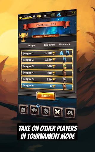 CCG Deck Adventures Wild Arena: Collect Battle PvP screenshot 10