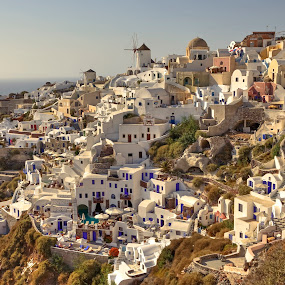 Ia, Santorini, Griechenland by Joana Kruse - Landscapes Travel