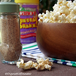 Cheese Popcorn Seasoning Recipes