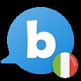 Learn to speak Italian with busuu