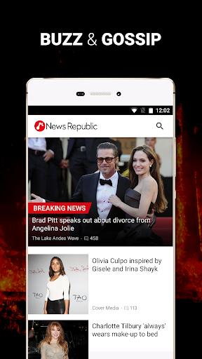 News Republic: News & Buzz screenshot 3