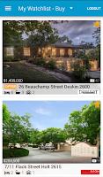 Screenshot of allhomes.com.au
