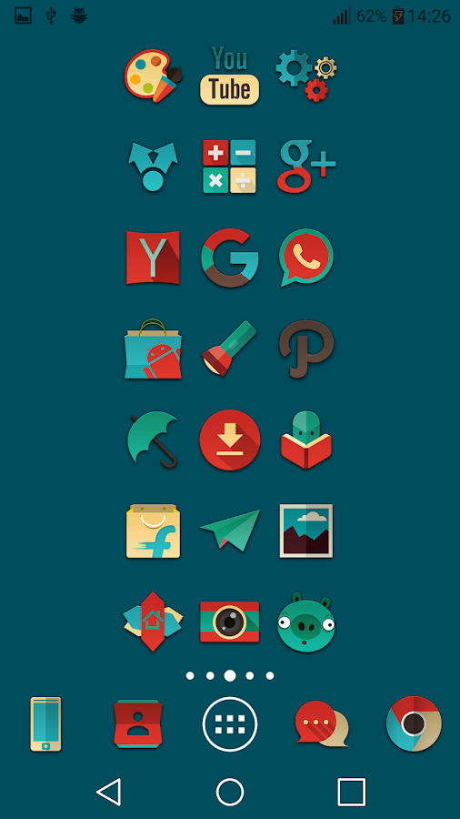 Retricon - Icon Pack Screenshot 2