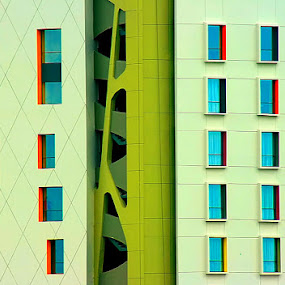 Colorful... by Irfan Hikmawan - Buildings & Architecture Other Exteriors