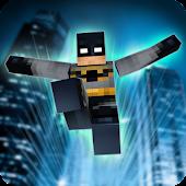 Strange Hero: Black Bat 2017