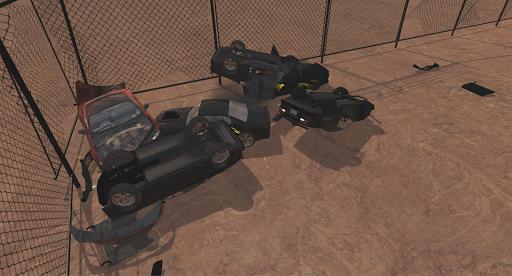 WreckRising: Car Crash Game - screenshot