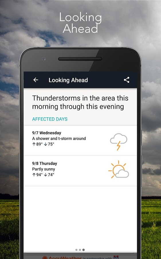 AccuWeather Platinum Screenshot 18
