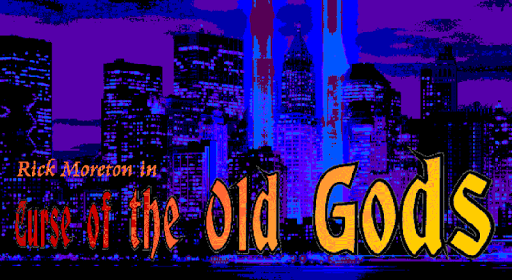 Curse of the Old Gods - A Cthulhu Adventure