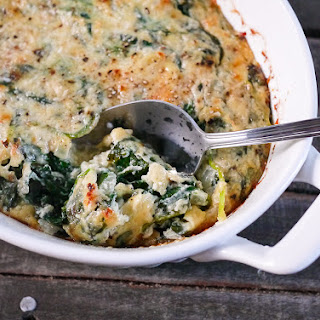 Spinach Casserole Yogurt Recipes