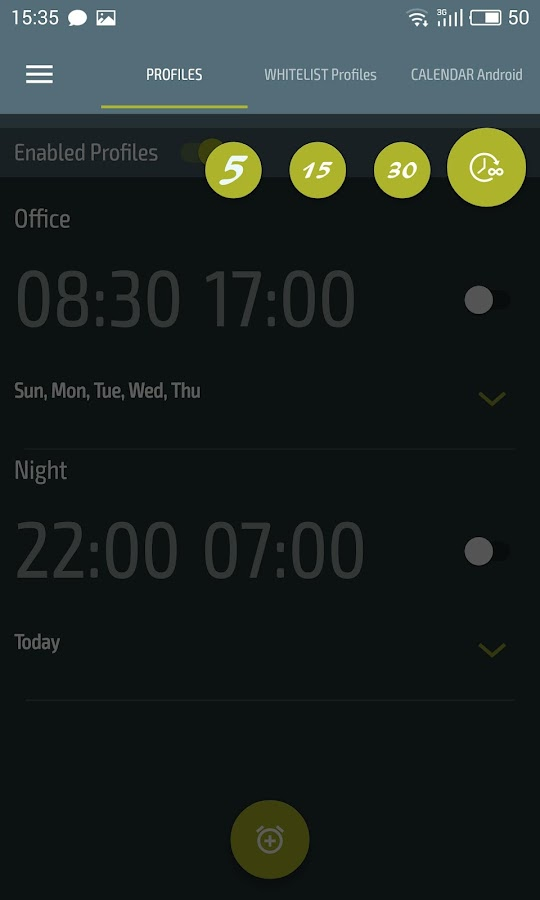 Do Not Disturb - Silent Mode Premium Screenshot 7