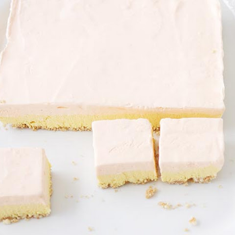 Frosty Orange Dream Squares