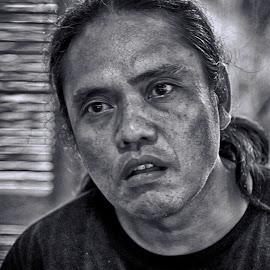 Cak Kamal by Zack Photowork - People Portraits of Men