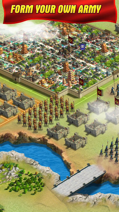 Reign Of Warlords - RTS Screenshot 1