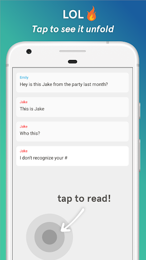Tap - Chat Stories For PC