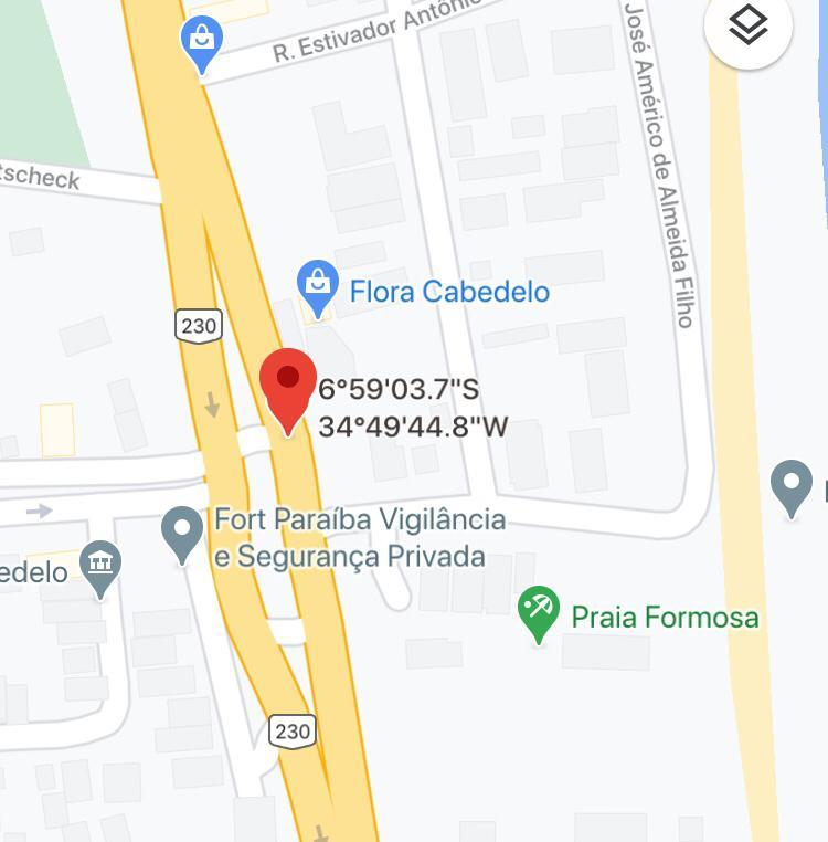 Terreno à venda, 2700 m² por R$ 4.600.000,00 - Areia Dourada - Cabedelo/PB