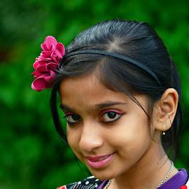 Farhana by Asif Bora - Babies & Children Child Portraits
