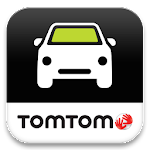 Europe GPS Navigation TomTom Icon